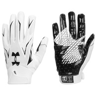 Under Armour Adult's F4 Receiver Gloves