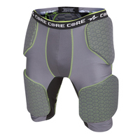 Don Alleson Youth's Integrated Five-Pad Football Girdle
