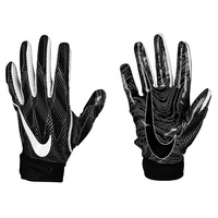 Nike Superbad 4.5 Youth's Football Receiver Gloves