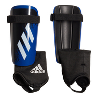 adidas Youth's X 20 Match Soccer Shin Guards