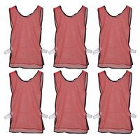 Franklin Adult's All-Purpose Pinnies - 6-Pack