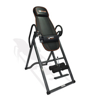 Elite Fitness Deluxe Heat & Massage Inversion Table