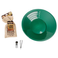 Gold Rush Panning Kit