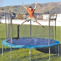 Propel 12' Trampoline with Enclosure