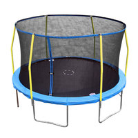 Sportspower 12' Trampoline with Safety Enclosure