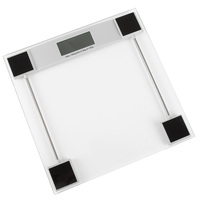 Eternal Personal Glass Bathroom Scale