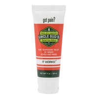 Uncle Bud's Topical Pain Relief