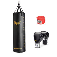 EVERLAST 80-lb. PowerCore Heavy Bag Kit