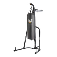 EVERLAST Dual-Station Heavy Bag and Speed Bag Stand