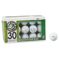 Links Choice Tee It Again Quality Assorted Recycled Golf Balls - 30 Golf Balls