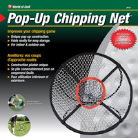 JEF World of Golf Pop-Up Chipping Net