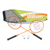 Wilson Adult's Badminton Gear Set