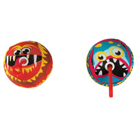 Banzai Aqua Monster Screamerz - 2-Pack