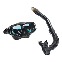 Oceanways Oceanview High-Definition Mask and Snorkel Combo