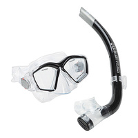U.S. Divers 2-Piece Icon Mask and Snorkel Set