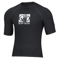 Body Glove Men's Short-Sleeve Rash Guard