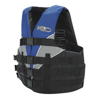 X2O Adult's 4-Buckle Dual-Sized Nylon Life Vest