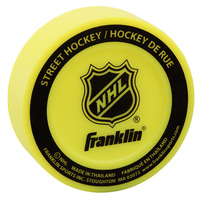 Franklin NHL Street Hockey Puck