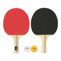 Stiga Performance Four-Player Table Tennis Set