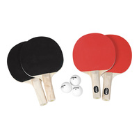 Stiga Classic Four-Player Table Tennis Set