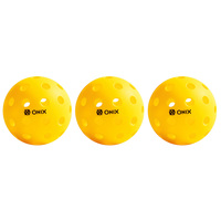 Onix Fuse Outdoor Pickleballs - 3-Pack