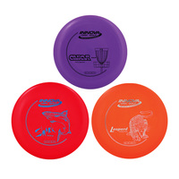 Innova 3-in-1 Disc Golf Starter Set