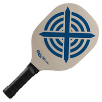 Go Time Gear Wood Pickleball Paddle
