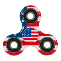 World Tech Toys American Flag Elite Fidget Spinner Assortment