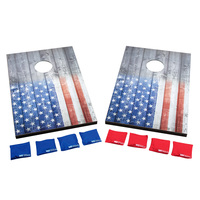 Wild Sports Stars and Stripes Tailgate Toss Game
