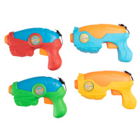 Banzai Quick Draw Blasters - 4-Pack