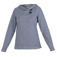 Avalanche Women's Lila Hooded Sweater Fleece Pullover