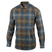 Wolverine Men's Escape Long-Sleeve Flannel Shirt