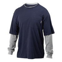 Wolverine Men's Miter II Long-Sleeve Shirt
