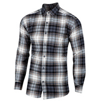 Wolverine Men's Rogan Long-Sleeve Flannel Shirt