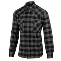 Rugged Exposure Men's Lined Brawny Shirt Jacket