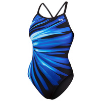 TYR Women's Atlas Diamondfit One-Piece Swimsuit