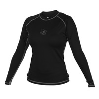 Burnside Women's Long-Sleeve Swim Tee