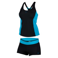 Nike Women's Color Surge Tankini