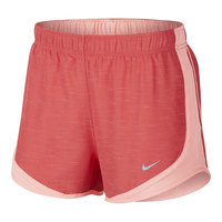 Nike Women's Dry Tempo Coral Combo Running Shorts