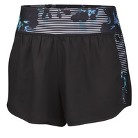 Activ8 Women's Woven Blacklight Print Shorts