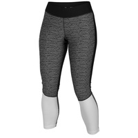Under Armour Women's HeatGear Jacquard Ankle Leggings