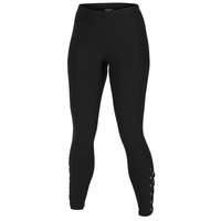 Activ8 Women's High Waist Metal Grommet Leggings