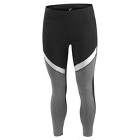 BSP Women's 2-Tone Mesh Leggings