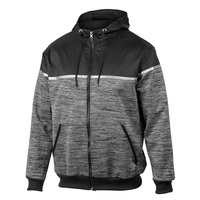 PNW Men's Marled Tricot Full-Zip Jacket