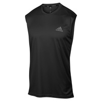 adidas Men's Essential Sleevless Tech Tee