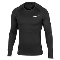 Nike Men's Pro Slim Fit Long-Sleeve Top