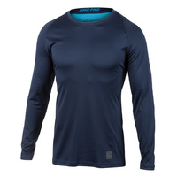 Nike Men's Pro Colorburst Long-Sleeve Shirt