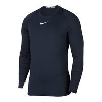 Nike Men's Pro Fitted Long-Sleeve Top
