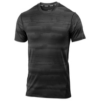 TEC-ONE Men's Fitted-Not-Tight Short-Sleeve Crew