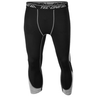 TEC-ONE Men's Compression 3/4 Leggings